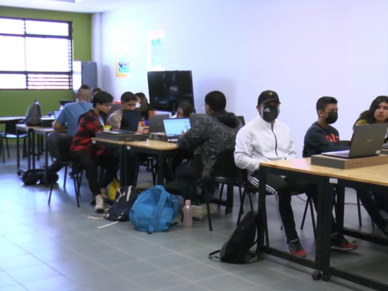 Casa del adolescente fomenta habilidades en la juventud en León