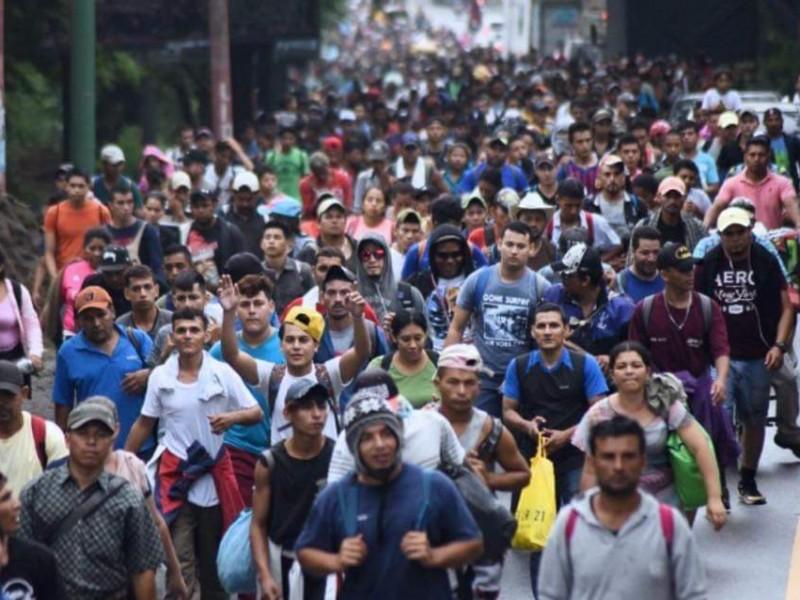 Casa del migrante en Torreón, vacía