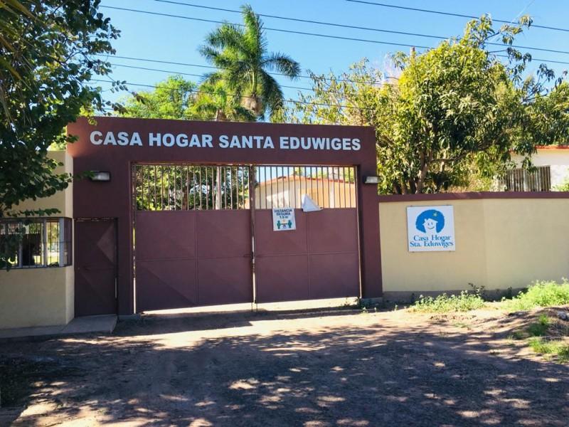 Casa hogar Santa Eduwiges cuna de profesionistas y emprendedores