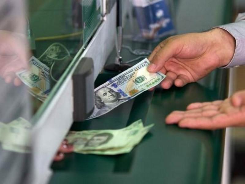 Casas de cambio venden dólar a 19.80 pesos