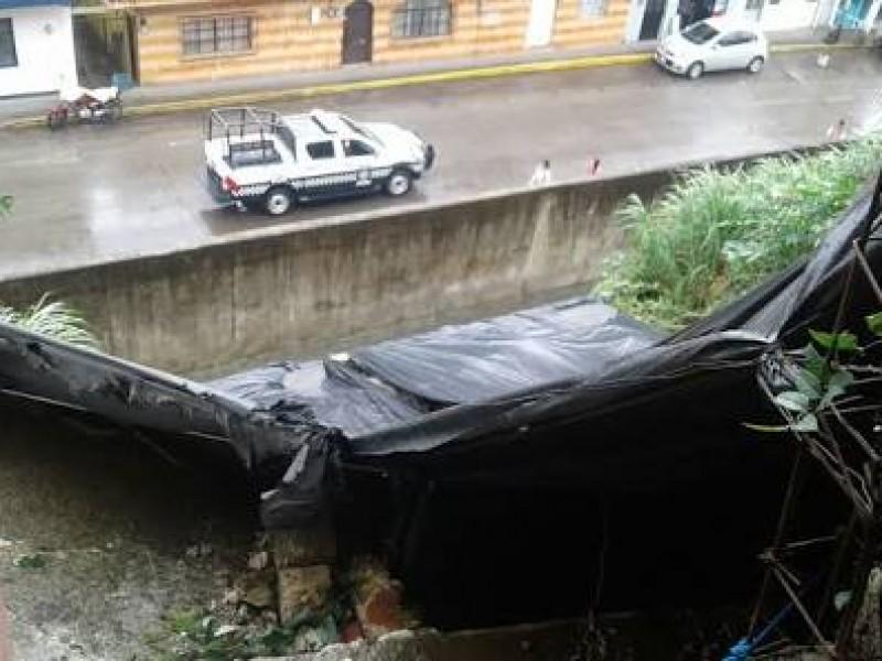 Casas de Coapexpan, riesgo constante para vecinos desde 2017