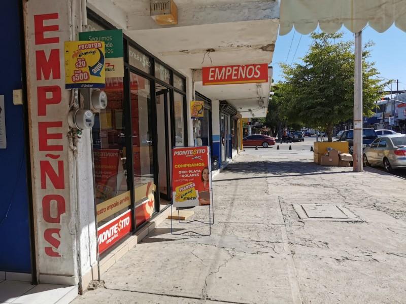 Casas de Empeño esperan repunte clientes