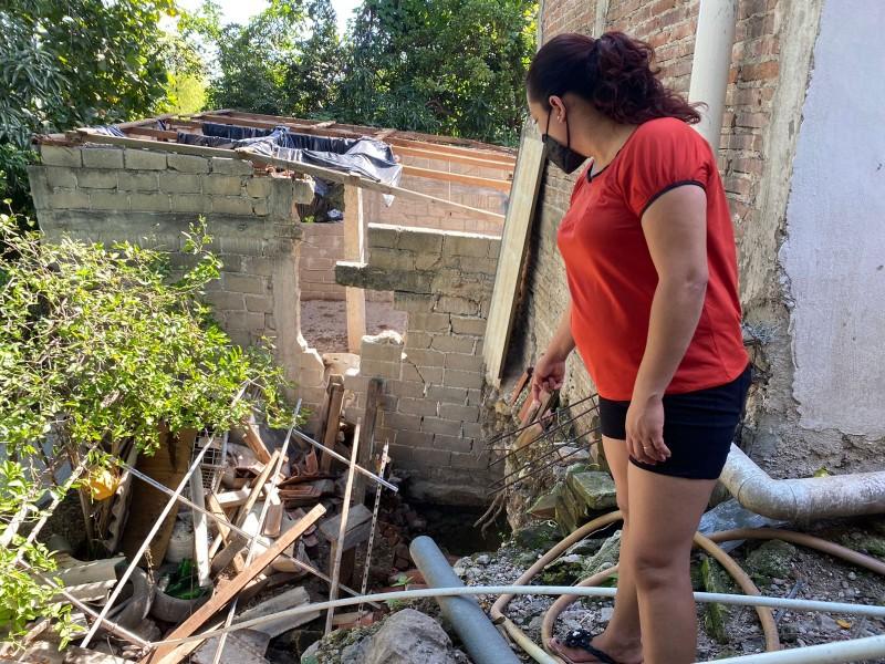 Casas en Ejido Francisco I Madero colapsarán: PC