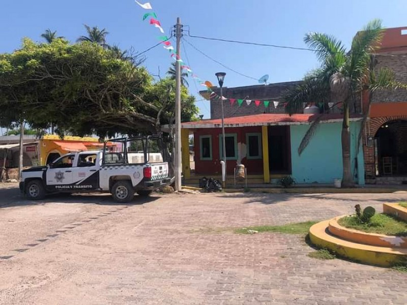 Casetas de vigilancia en Tecuala funcionarán 24 horas