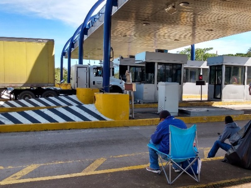 Casetas en autopista Tepic-Mazatlán serán liberadas esta semana