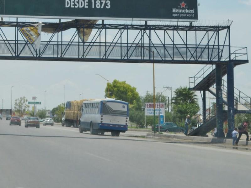 Casi 60 atropellamiento de peatones se registran en Gómez Palacio