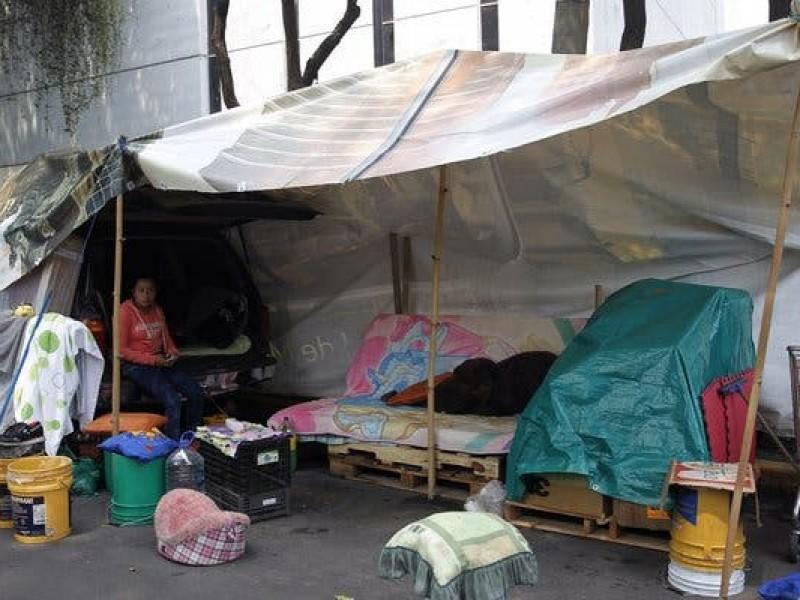 Casi 8 de 10 damnificados por sismos sin vivienda CDMX