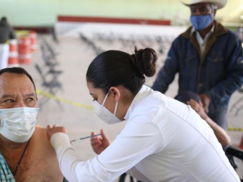 Casi 9 mil vacunas aplicadas a adultos mayores en Zacatecas