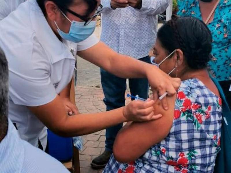 Casi medio millón de vacunas ANTICOVID-19 han arribado a Chiapas