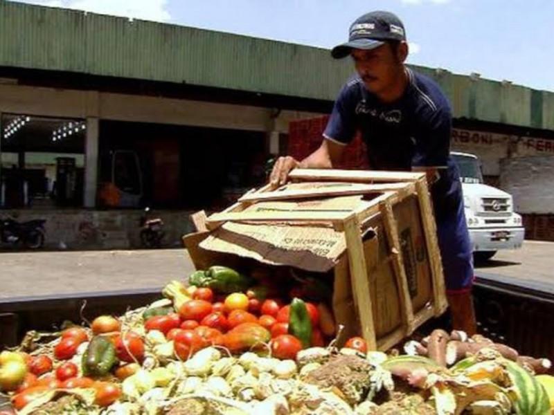 Casi quinta parte de los alimentos son desperdiciados, asegura ONU