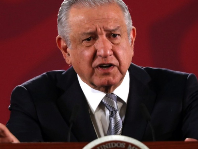 Caso de 43 no es crimen de Estado:AMLO