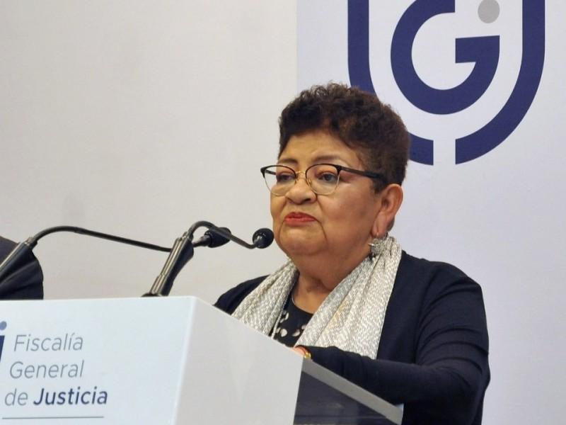 Caso de Fátima no quedará impune: FGJ