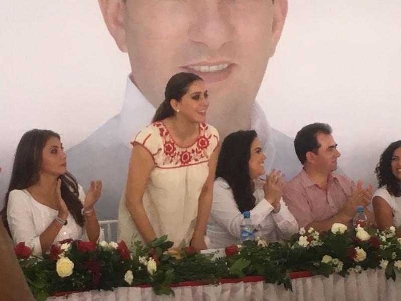 Caso Karime no daña imagen de candidatos: Anilú