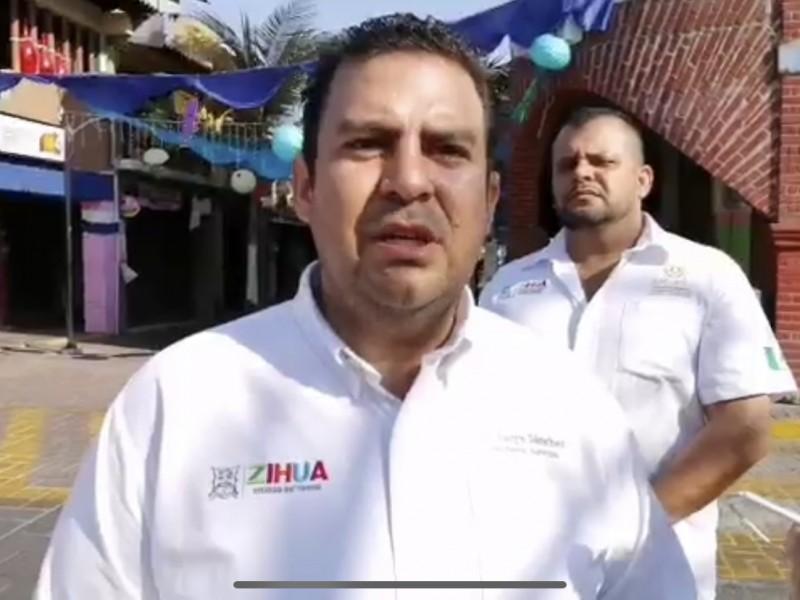 Caso sospechoso de Covid-19 no está en Zihuatanejo, asegura alcalde