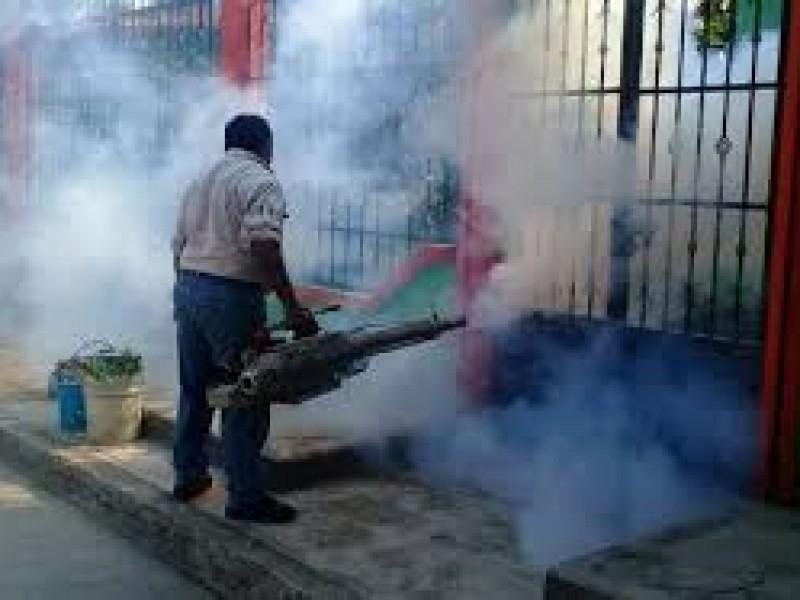 Casos de dengue se incrementan en Tuzantán