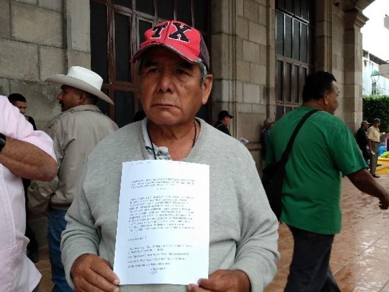 Castellón desconoce situación de policía jubilado