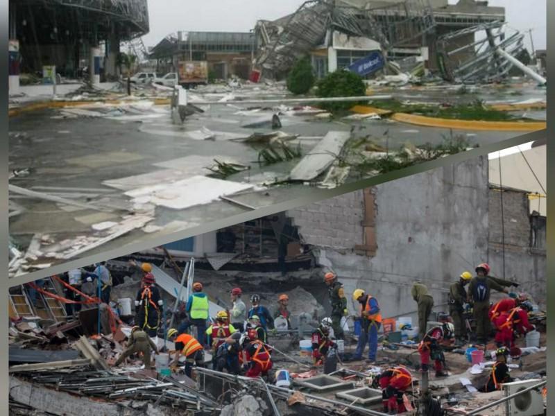 Catástrofes más costosas en la industria de seguros en México