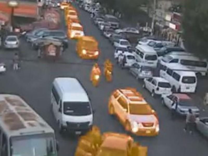 Catean 4 domicilios ligados a convoy de Xóchimilco