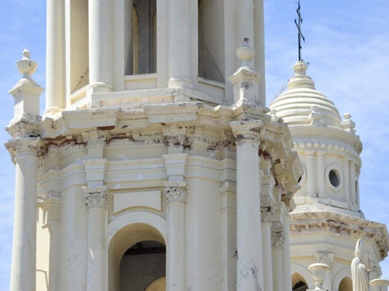 Catedral de Hermosillo no corre riesgo