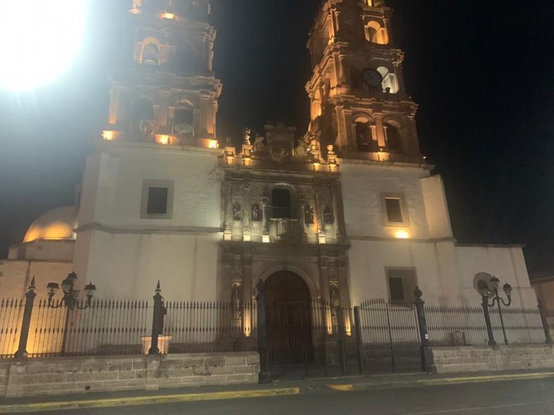 Catedral sobrevive a manifestación feminista