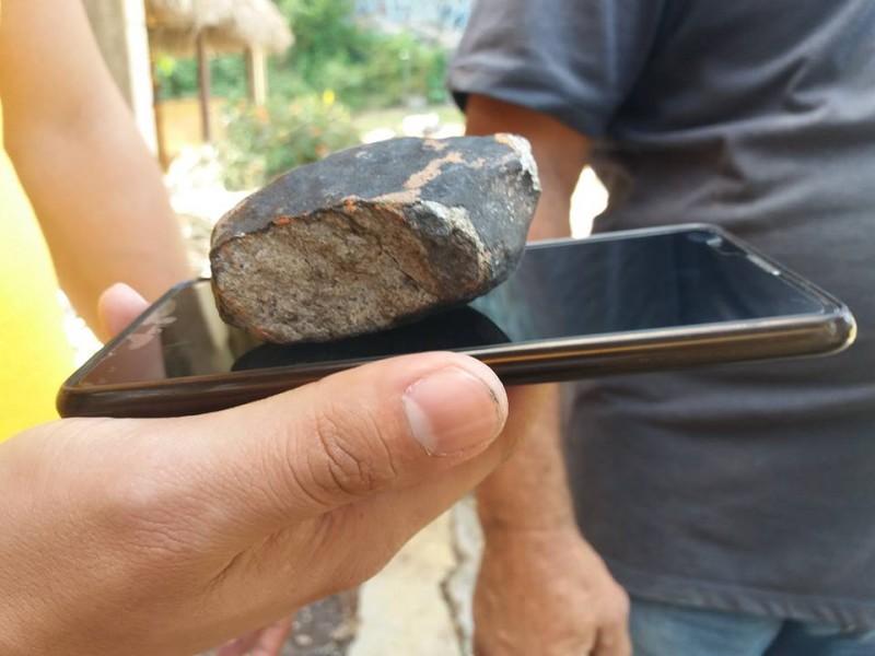 ¿Cayó un meteorito en Cuba?