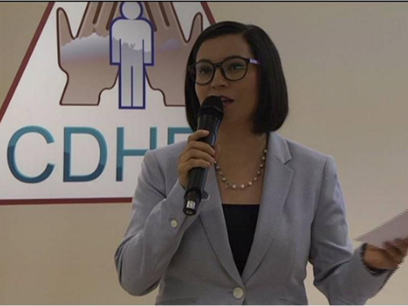 CDHEZ celebra propuesta de Ley General de Salud Mental