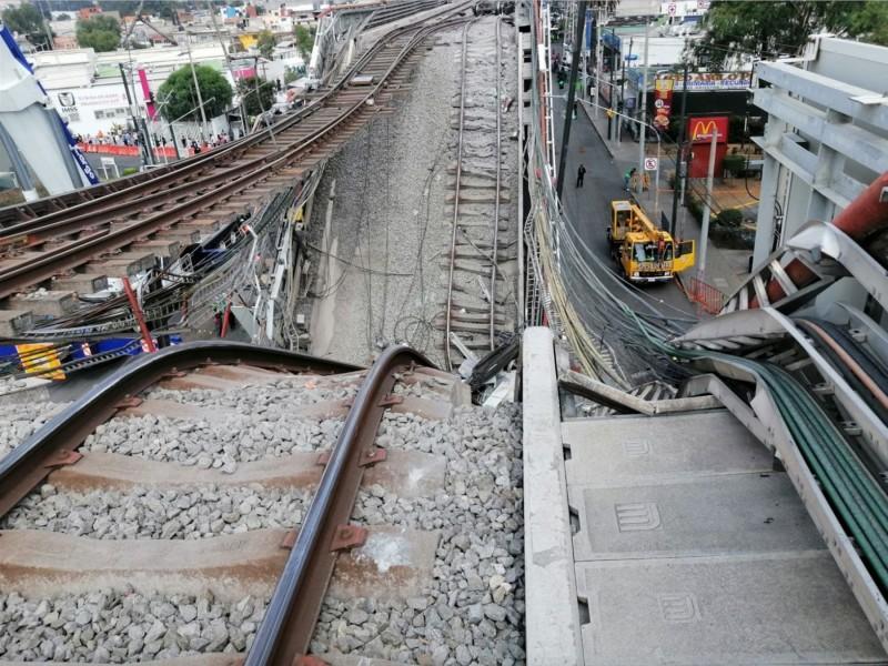 CDMX espera resultados de investigaciones en Metro-L12