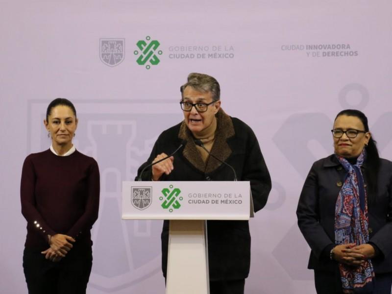 CDMX anuncia el Paseo de las Heroínas