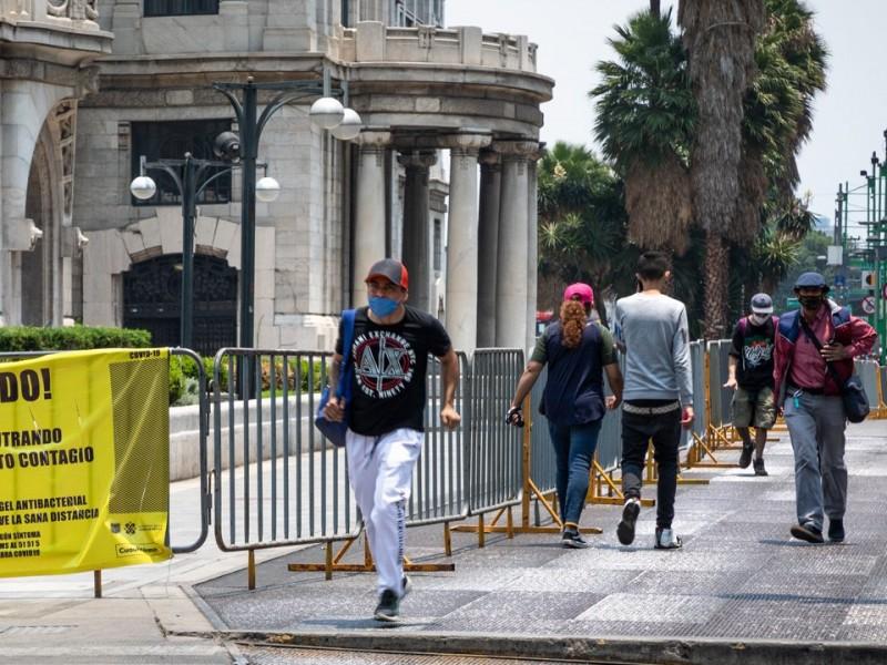 CDMX cambia a Semáforo Naranja tras 8 semanas en Rojo