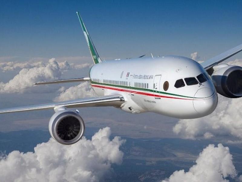 CDMX condonará impuestos al ganador del avión