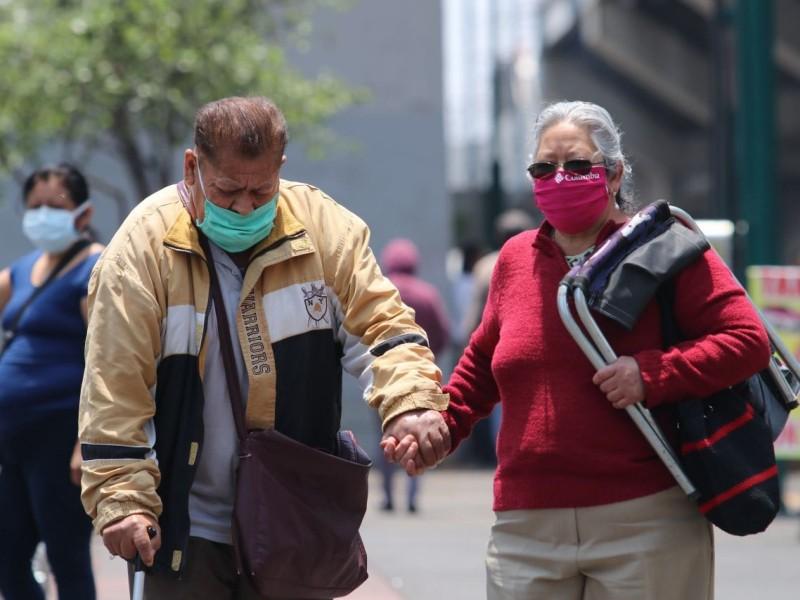 CDMX en alto riesgo de contagio, advierte Sheinbaum