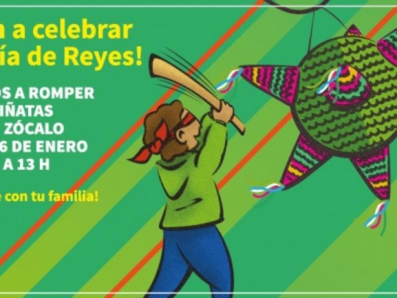 CDMX festejará a lo grande a los Reyes
