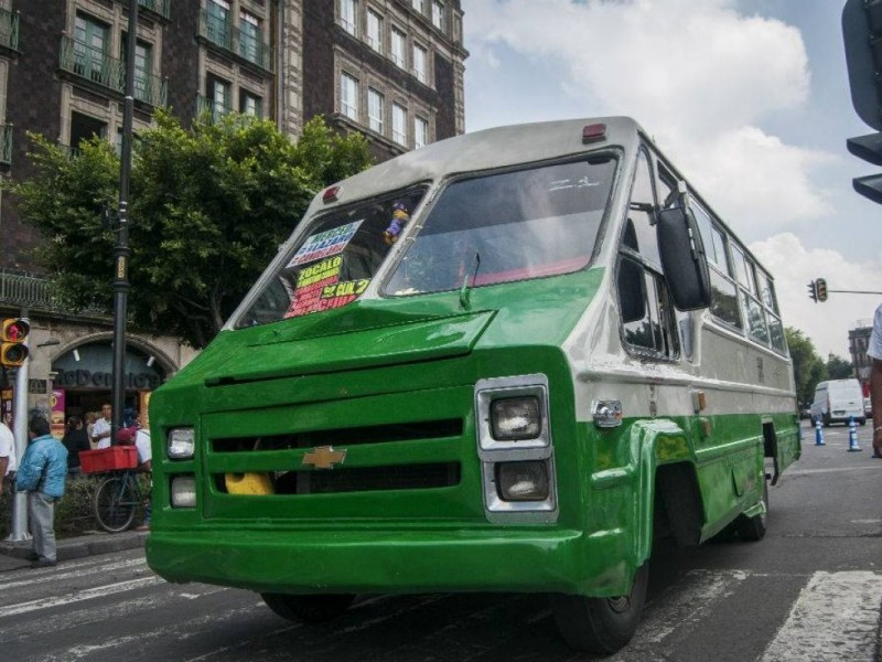 CDMX: Lajous descarta aumento de tarifa del transporte público
