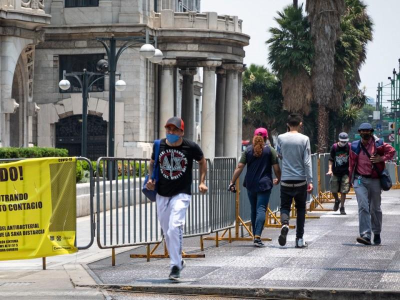 CDMX permanece en Semáforo Naranja con Alerta
