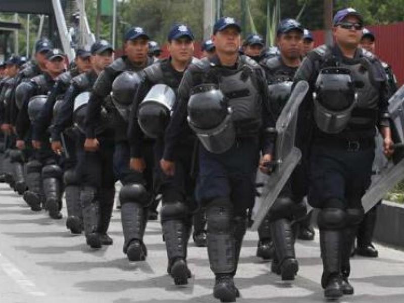 CDMX publica nuevo protocolo de actuación policíal en marchas