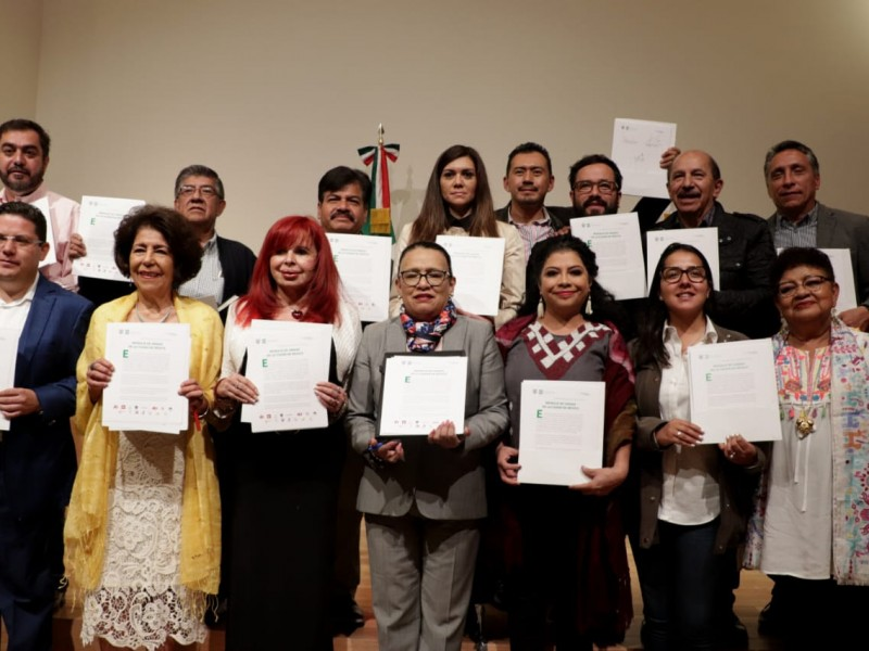 CDMX respalda al presidente López Obrador