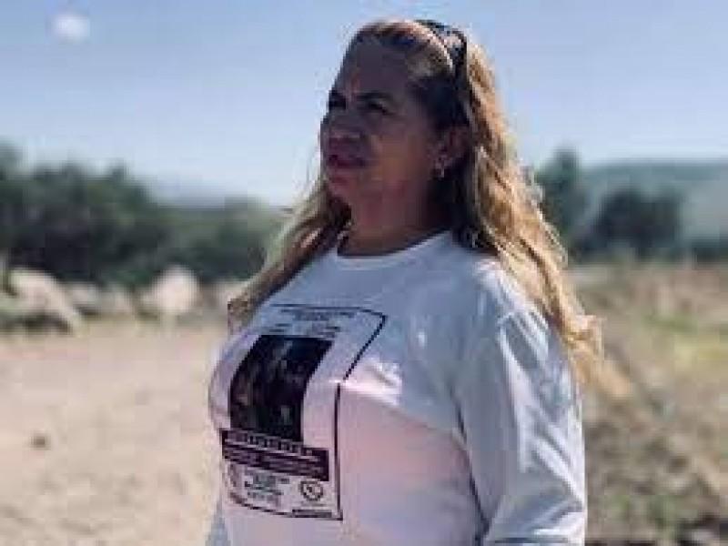 Cecilia Flores recibe otra amenaza, la fiscalía señala fue extorsión