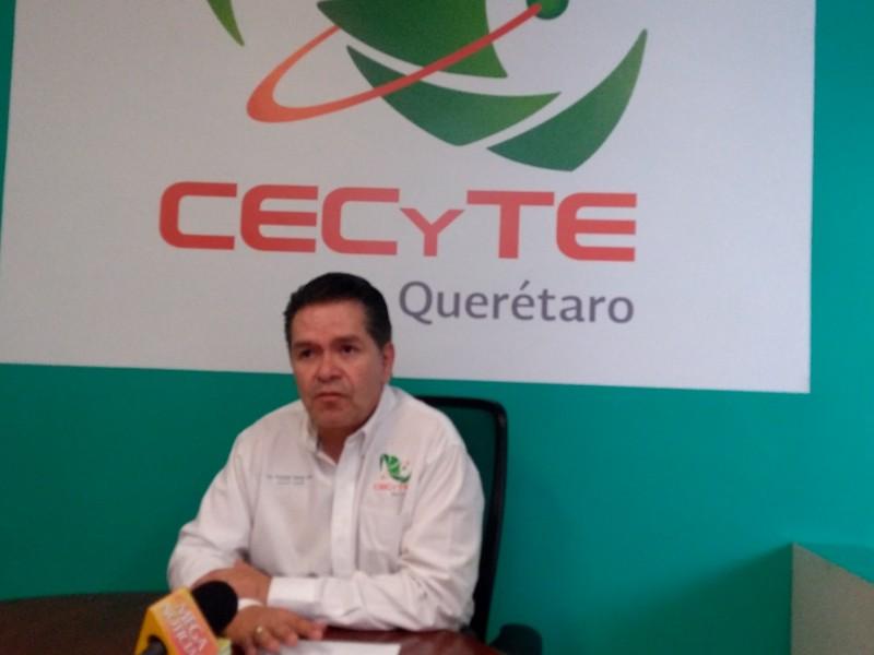 CECyTE trabaja de manera normal en Querétaro