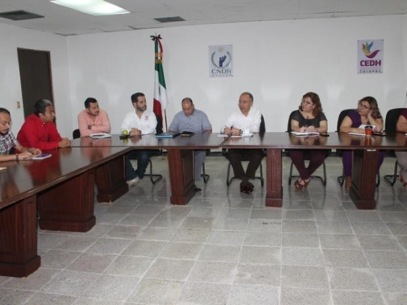 CEDH por desarme en Chenalhó y Aldama