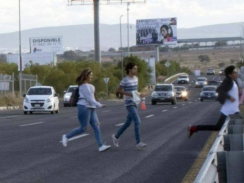 CEI construirá puentes en el Fray Junípero