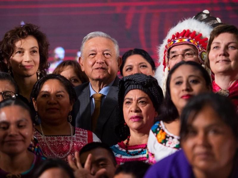 Celebra a culturas indígenas y da luz verde a crucero