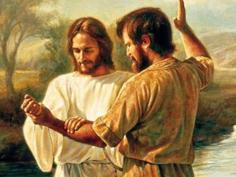 Celebra comunidad cristiana día de San Juan Bautista