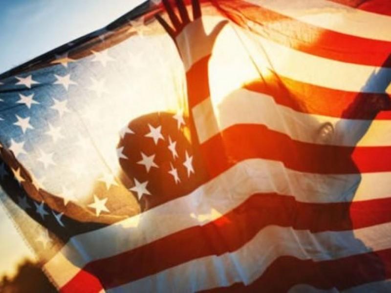 Celebra  Estsdos Unidos aniversario de la Independencia