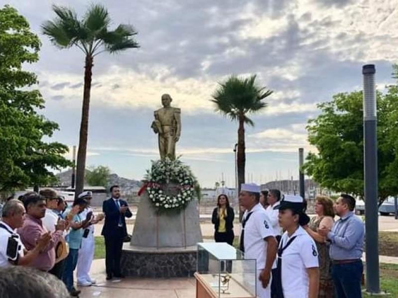 Celebra Guaymas 165 Aniversario de la Gesta