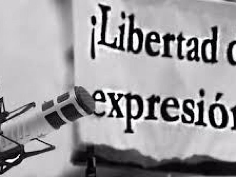 Celebra México el día de la libertad de expresión