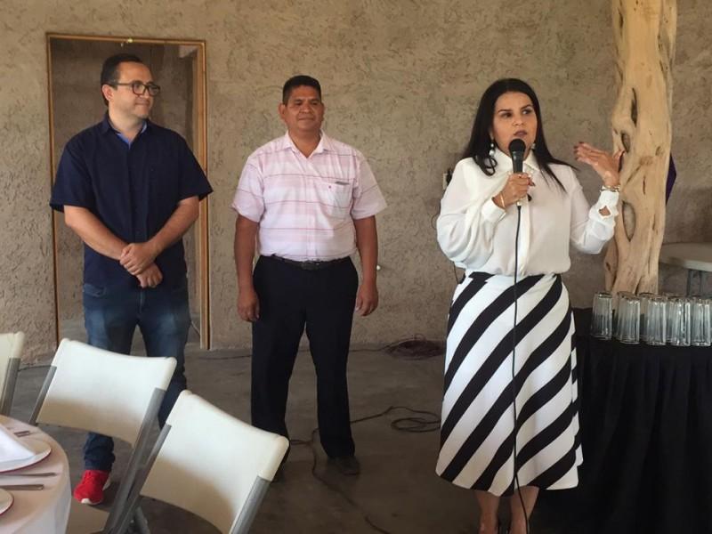 Celebra OOMSAPAS y alcaldesa Libertad de Expresión