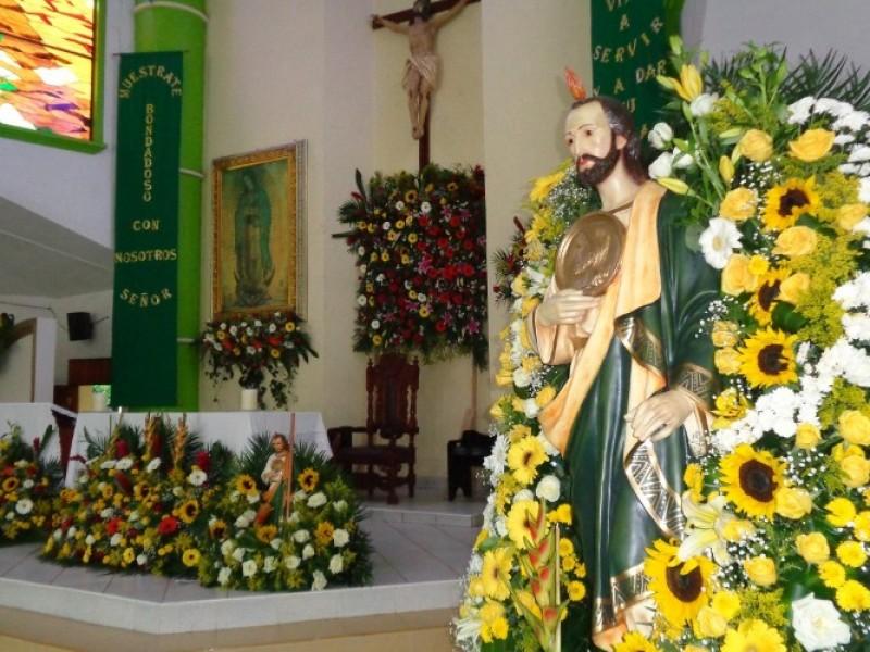 Celebración de San Judas Tadeo será virtual