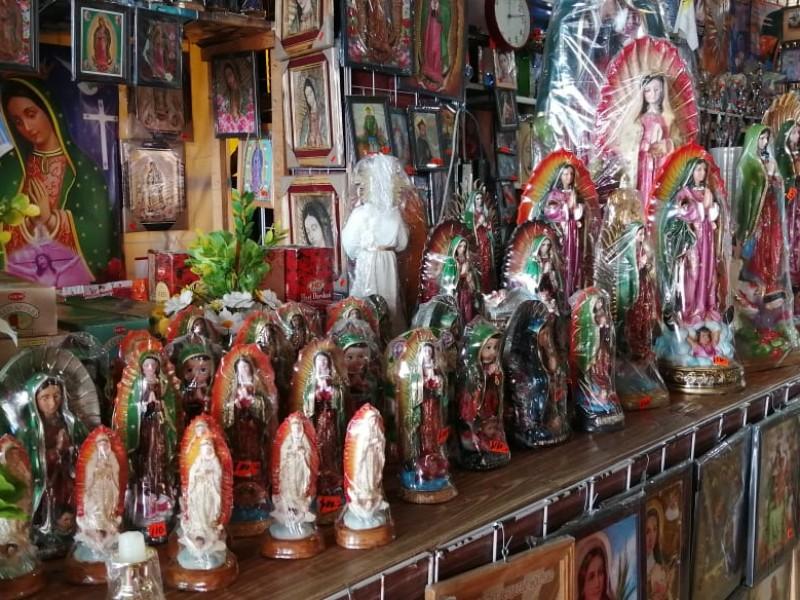 Celebración en hogares, podría rescatar ventas en negocios religiosos