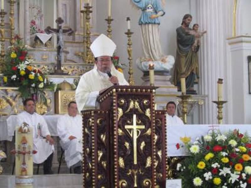Celebraciones de semana santa canceladas por contingencia COVID-19