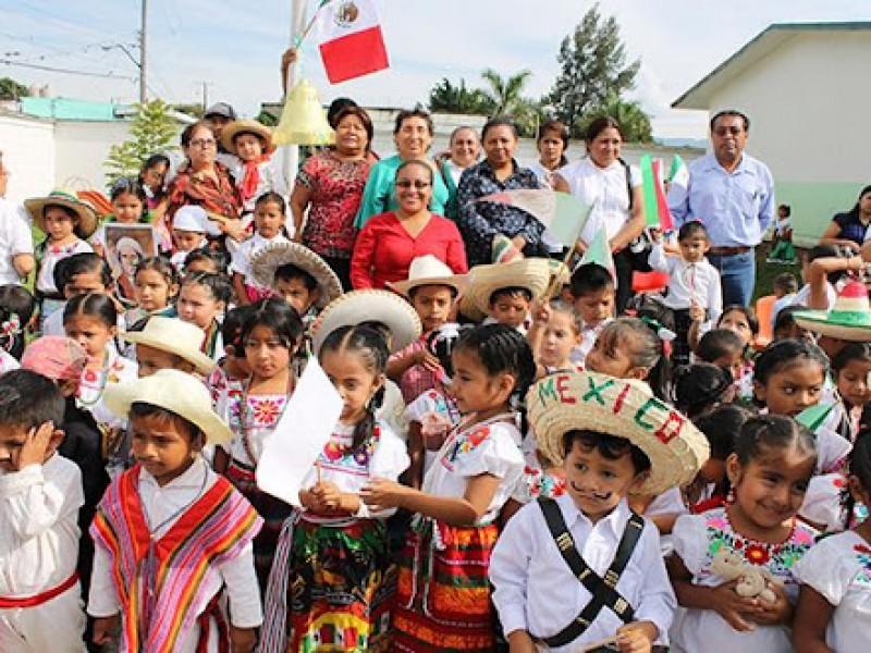 Celebraciones patrias, en escuelas, fueron suspendidas debido a la pandemia